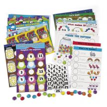 Numbers & Counting Magentic Activity