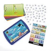 Letter Sounds Magnetic Activity Set