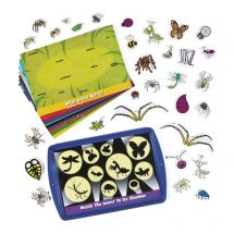 Insects Learning Magnetic Activity Set