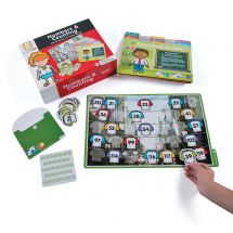 Numbers & Counting File Folder Game Set