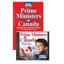 PRIME MINISTERS OF CANADA CD