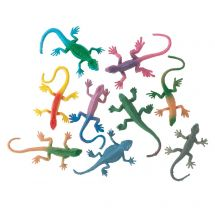 Painted Lizards