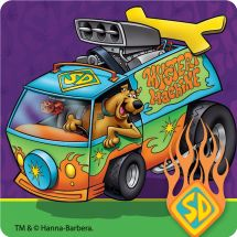 Scooby-Doo™ Action Stickers