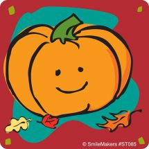 Fall Smiles STICKERS