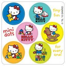 Hello Kitty Mini Dot Stickers