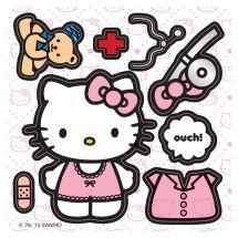 MYO Hello Kitty Doctor Stickers