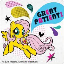 My Little Pony Patient Stickers