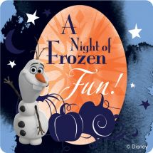 Disney Frozen Halloween Stickers