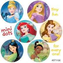 Disney Princess Friendship Mini Dots