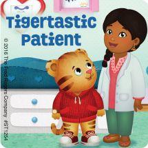 Daniel Tiger's Neighborhood Patient