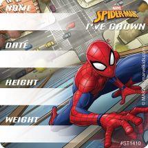 Spider-Man I've Grown Stickers