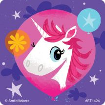 Whimsical Unicorn Stickers