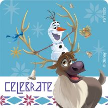 Olaf's Frozen Adventures Stickers