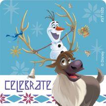 Olaf's Frozen Adventures Stickers