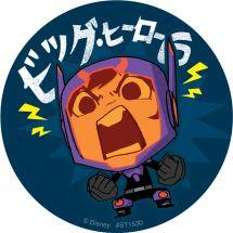 Big Hero 6 TV Stickers