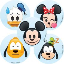 Mickey Mouse Emoji Stickers