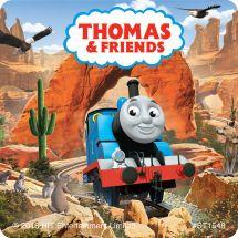 Thomas's Big World Adventure Movie Stickers