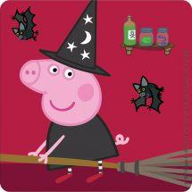 Peppa Pig Halloween Stickers