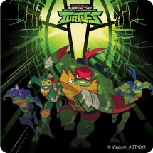 Rise of Teenage Mutant Ninja Turtles Stickers