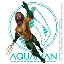 Aquaman Movie Stickers