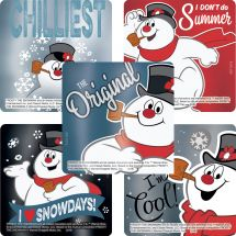 Frosty the Snowman Classic Foil Stick