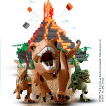 Lego: Jurassic World Stickers