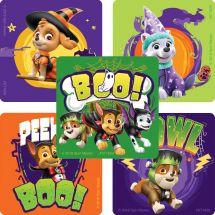 PAW Patrol Halloween Stickers