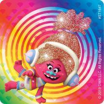 Trolls Gem Glitter Stickers