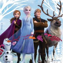 Frozen II Stickers