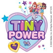 Polly Pocket Stickers