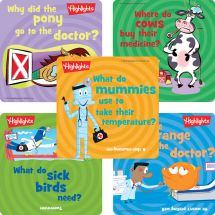 Highlights Medical Patient Stickers