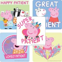 Peppa Pig Great Patient Stickers