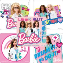 Barbie Doctor Stickers