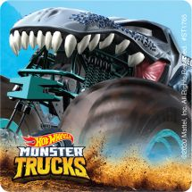 Hot Wheels Monster Trucks Stickers