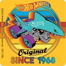 Hot Wheels Shark Bite Stickers