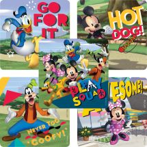 Mickey Mouse and Pals Stickers