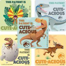 Jurassic World Patient Stickers