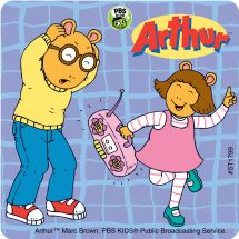 Arthur Stickers