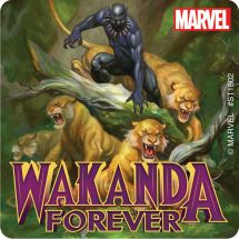 Black Panther: Wakanda Forever Stickers