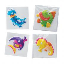 Sea Life Wiggle Eye Stickers