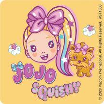 JoJo Siwa Cute & Squishy Stickers