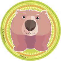 Australian Animals Stickers