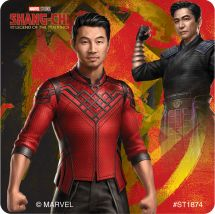 Shang-Chi and the Legend of the Ten Rings Stickers