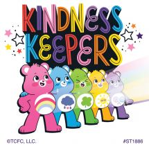Care Bears Kindness Keepers Stickers