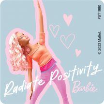 Barbie Yoga Stickers
