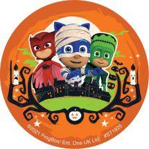 PJ Masks Halloween Stickers