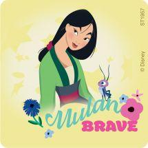 Disney Princess Traits Stickers