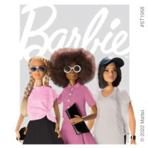 Barbie Unity Matters Stickers