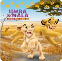 LION KING: HAKUNA MATATA STICKERS