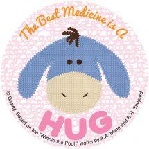 Winnie the Pooh Best Medicine Sticke